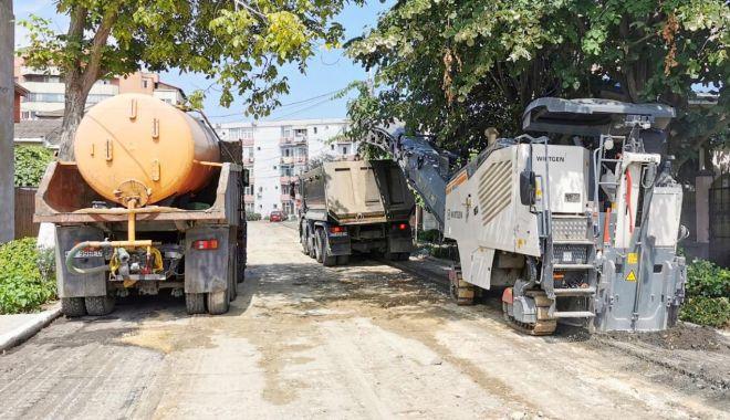 Atenție, șoferi! Se lucrează pe strada Nehoiului din Constanța - atentiesoferi1-1597213659.jpg
