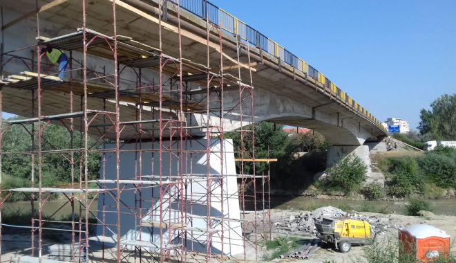 Atenţie, şoferi! Se reiau lucrările de reparații la Podul peste Ialomița! - atentiesoferi1-1614941443.jpg