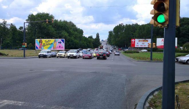 Foto: Atenție, șoferi! Se închide  o intersecție importantă  din Constanța