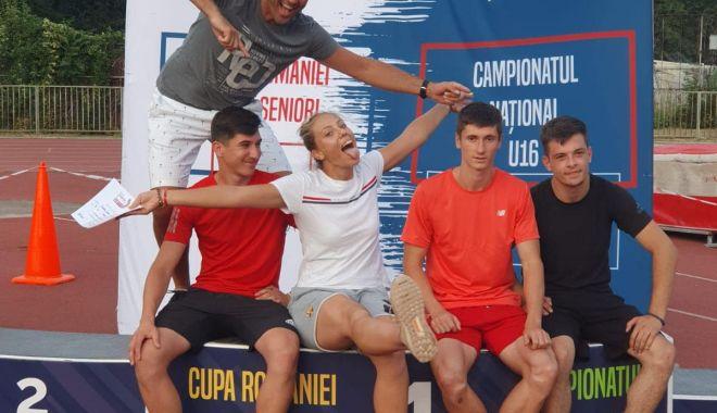 Atleții constănțeni, performanțe notabile la concursurile de la București - atletii-1597146330.jpg