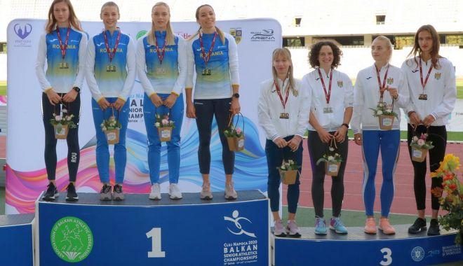 Atleţii tricolori, pe locul 3 în clasamentul final al Campionatelor Balcanice - atletii-1600700314.jpg