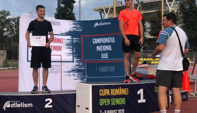 Atleții constănțeni, performanțe notabile la concursurile de la București - atletii1-1597146350.jpg