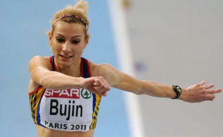Atletism / Cristina Bujin, medalie de aur la Campionatul Balcanic - atletism-1329647902.jpg