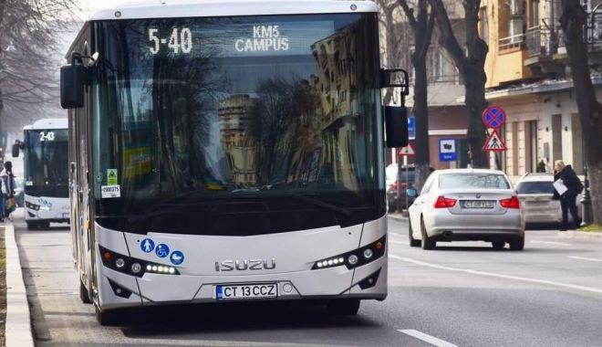 Foto: Cum vor circula autobuzele CT BUS în noaptea de Revelion