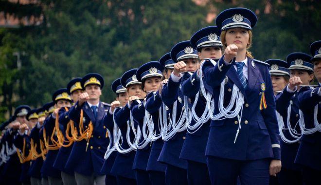 Foto: Ministerul de Interne decontează concediile de odihnă pentru polițiști, în limita sumei de 1.450 de lei