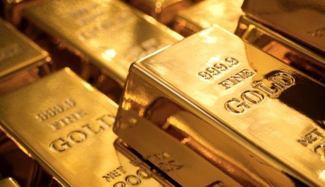 Foto: Prețul aurului a atins un nivel record, pe fondul temerilor privind extinderea pandemiei