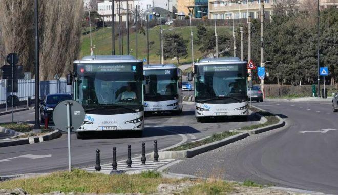 Autobuzele CT BUS își reiau traseele către centrele comerciale - autobuze-1589562591.jpg