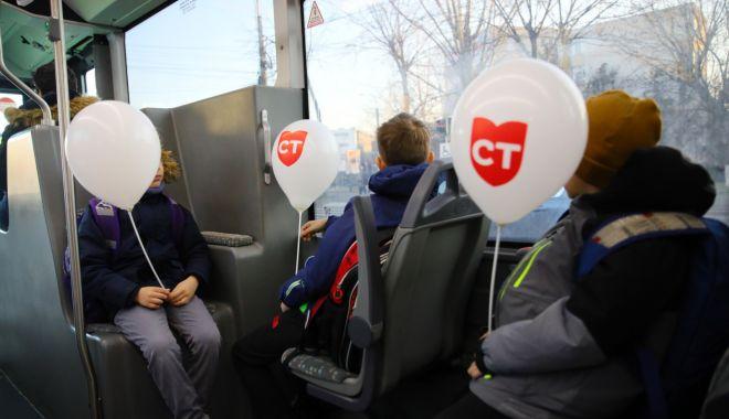 Galerie foto. Autobuzele școlare au intrat pe trasee, în Constanța - autobuze1-1581928219.jpg