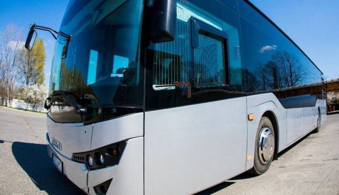 Foto: Autobuzele 5b și-au reluat traseul normal