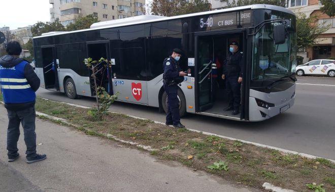 Purtați masca! În fiecare zi, sunt controale în autobuzele CT Bus - autobuzemasca-1604516412.jpg