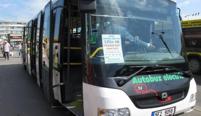 Foto: Când va avea Constanța autobuze electrice