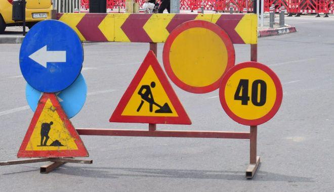 Atenție, constănțeni! Trafic blocat pe bulevardul Aurel Vlaicu. Se lucrează la o conductă de apă - avarierajagara26-1584517525.jpg