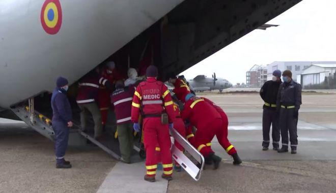 O aeronavă C-27J Spartan a transportat în Austria și Germania trei pacienți cu arsuri grave - avion-1607188021.jpg
