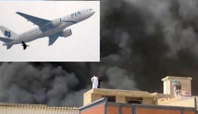 Foto: Avion Airbus A320 PRĂBUȘIT! Amplă acțiune de salvare, la această oră / GALERIE FOTO