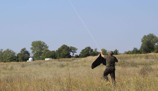 Avion fără pilot, lansat în stratosferă, la Poligonul Capu Midia - avionlansatinstratosfera1-1563911796.jpg