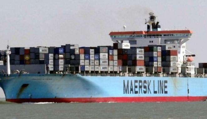 Foto: 56 de nave și-au anunțat sosirea în porturile maritime românești
