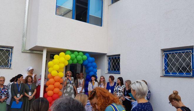 """Foto: Grădinița """"Azur"""" și-a deschis porțile pentru copilași"""