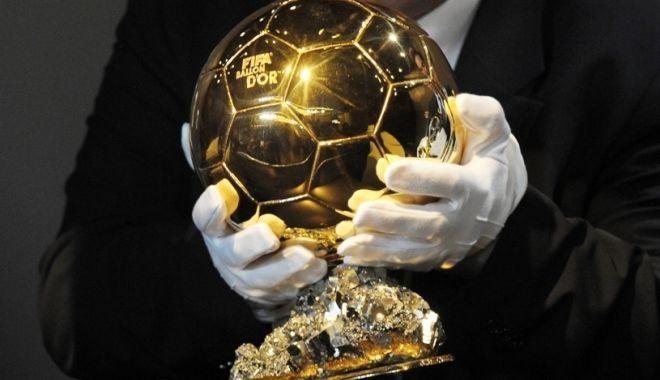 Foto: Fotbal: Ceremonia de decernare a Balonului de Aur 2019, stabilită. Iată când și unde
