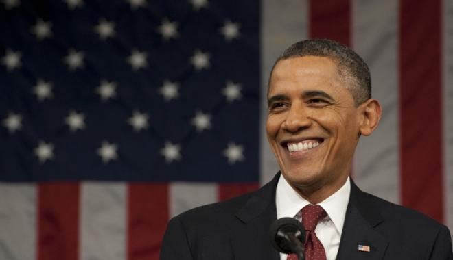 Foto: Barack Obama a ajuns în Peru pentru ultima sa vizită oficială