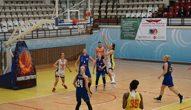 Foto: CS Phoenix-Știința pune la punct tactica pentru meciul de la Brașov
