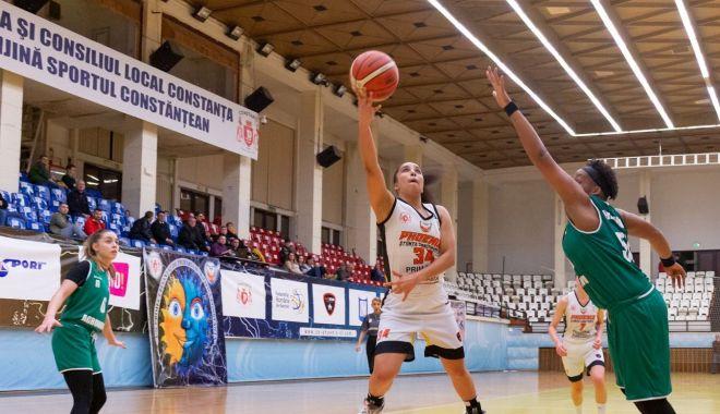 Foto: Constanța, reprezentată de Phoenix CSU Simona Halep în LN de baschet feminin