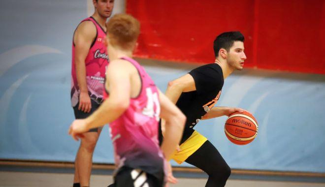 Sebastian Ionescu, la primul antrenament în tricoul BC Athletic - baschet-1601636324.jpg
