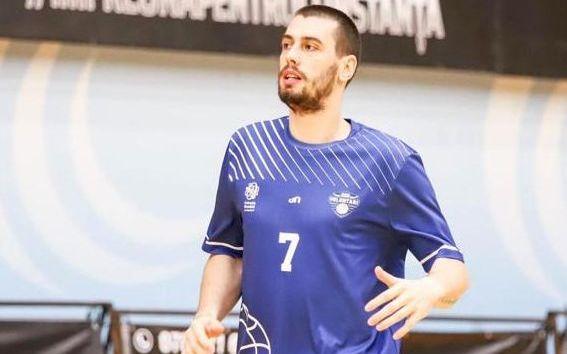 Foto: Baschetbalistul Mario Lazăr a semnat cu BC Athletic Constanța