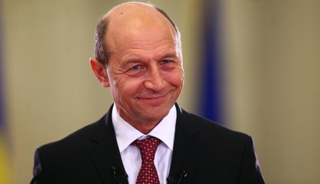 Foto: Băsescu: Mi-am asumat poziții independente de partid