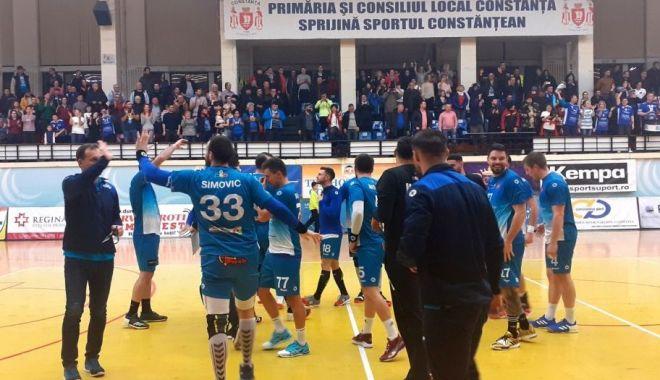 Foto: Bătălia pentru Cupa României se dă la Constanța. HCDS, primul meci cu Timișoara