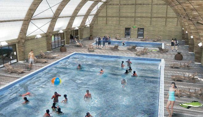 Foto: Consiliul Local, vot favorabil pentru construirea unor bazine de înot, din fonduri UE, la Mangalia