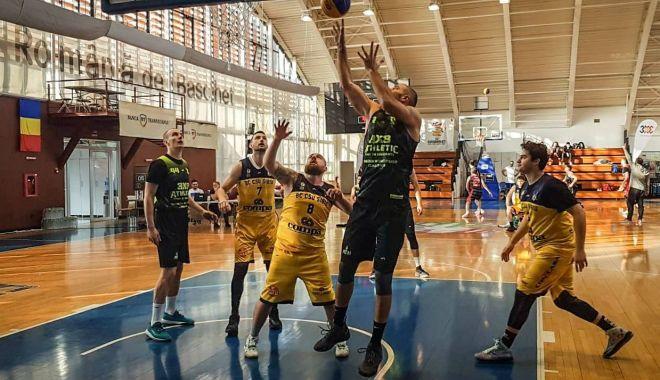 Foto: BC Athletic, evoluție bună în Cupa României la baschet