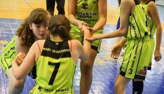 Foto: BC Athletic pune mare accent pe grupele de copii și juniori