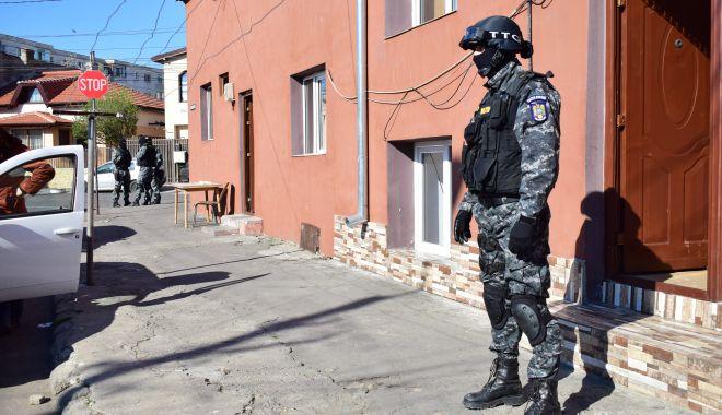 Foto: Patru polițiști de la Crimă Organizată, confirmați cu Covid-19