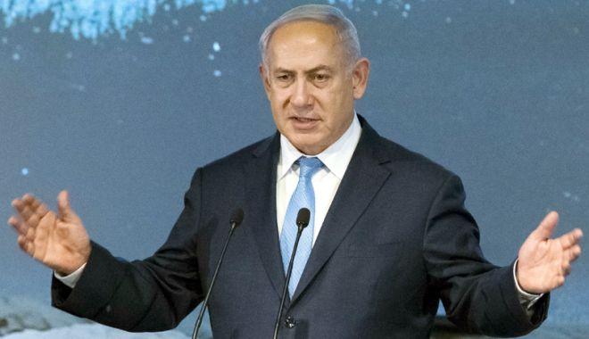 Foto: Netanyahu consideră inacceptabile afirmațiile premierului polonez în privința Holocaustului