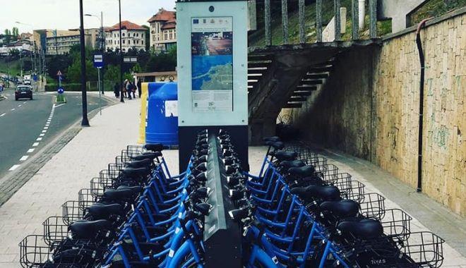 Bicicletele gratuite, revin pe străzile din Constanţa - biciclete-1614249786.jpg