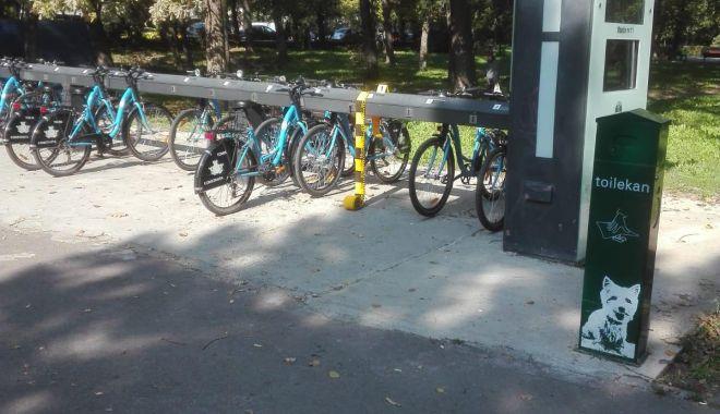 Biciclete și stații de biciclete vandalizate în mai multe zone din oraș - bicicletesistatii-1571086581.jpg