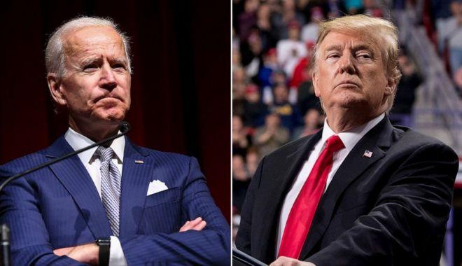 Sondaj: Joe Biden are un avans de 10-15% în fața lui Donald Trump - bidentrump-1595164654.jpg