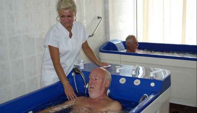 Foto: Noi bilete de tratament pentru pensionari
