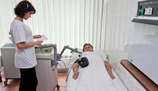 Foto: Vă interesează un bilet de tratament? Mergeți la Casa de Pensii!