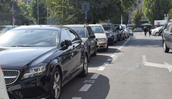 Foto: Este oficial. Plata locului de parcare în parcările publice din Constanța, aprobată în ședință de Consiliu Local
