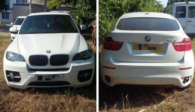BMW X6 furat din Marea Britanie, descoperit de polițiștii de frontieră - bmw-1528302495.jpg