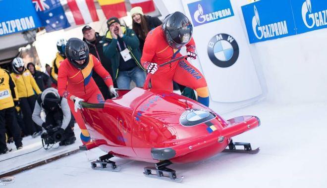 """Foto: """"Sper ca în 2022 să obținem o medalie la Jocurile Olimpice de la Beijing"""""""