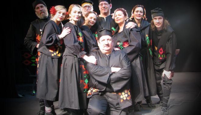 Bocitoare, pantomimă, step și muzică la Festivalul