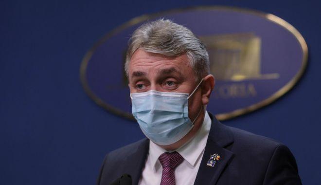 Lucian Bode: Când te îmbolnăvești trebuie să ai încredere în Dumnezeu și în sistemul de sănătate publică - bodeguverncnsu01inquamoctavganea-1618209077.jpg