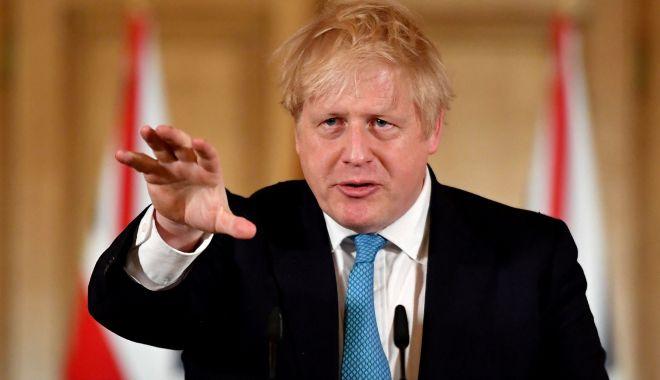 Foto: Boris Johnson cere extinderea activității de testare în Regatul Unit