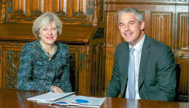 Foto: Boris Johnson a cerut conducerii UE să accepte o renegociere privind Brexitul