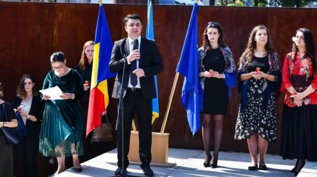 Foto: Ministrul Culturii, despre Holocaustul împotriva romilor: Momente delicate, să nu le spunem neplăcute