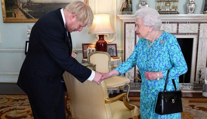 Foto: Brexit. Boris Johnson obține suspendarea parlamentului și provoacă furia opoziției