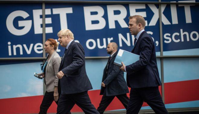 Foto: Brexit. Astăzi, se reiau negocierile dificile dintre UE și Marea Britanie