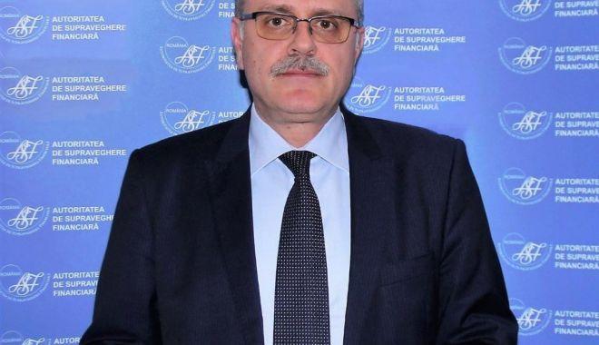 Foto: Cristian Roșu (ASF): Brokerii de asigurare în era tehnologiei și a reglementărilor